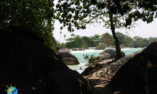 Tanjung-Tinggi Beach Belitung