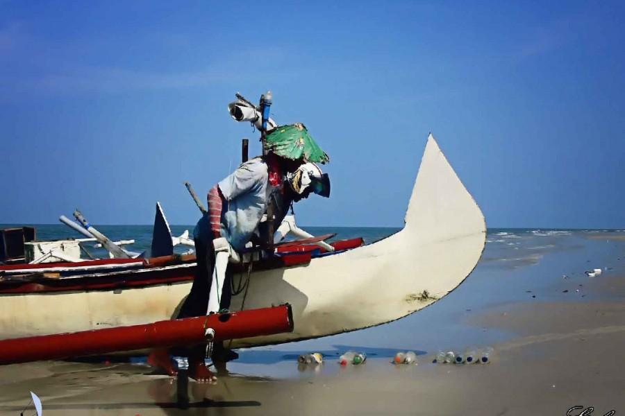 kater pantai serdang Belitung Go Belitung