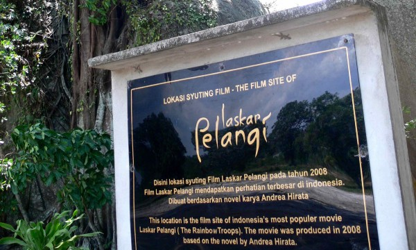 laskar-pelangi Tanjung Tinggi Belitung