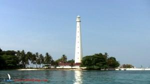 Pulau Lengkuas Belitung Indonésie