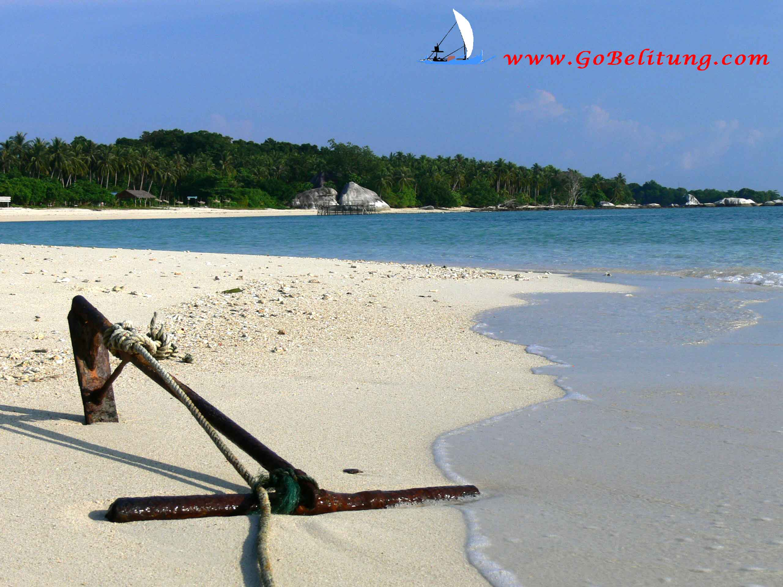 pulau pasir Belitung Go Belitung