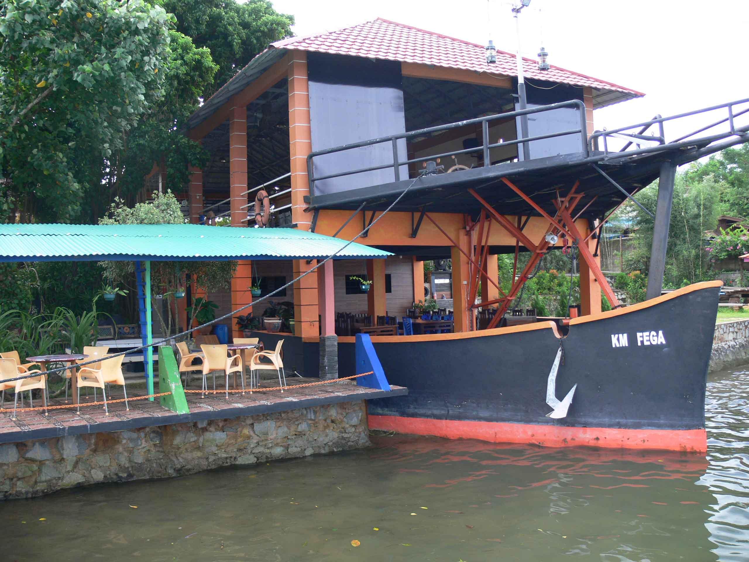 restaurant Vega Belitung Indonésie