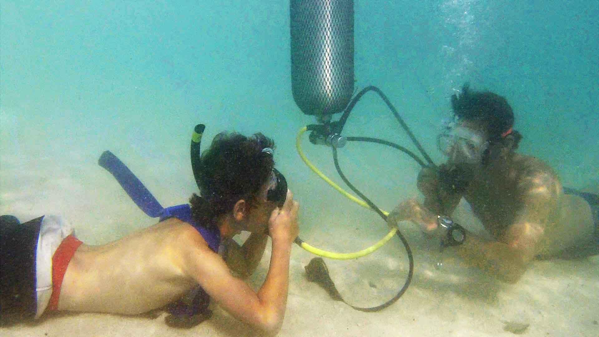 diving-Belitung Indonésie
