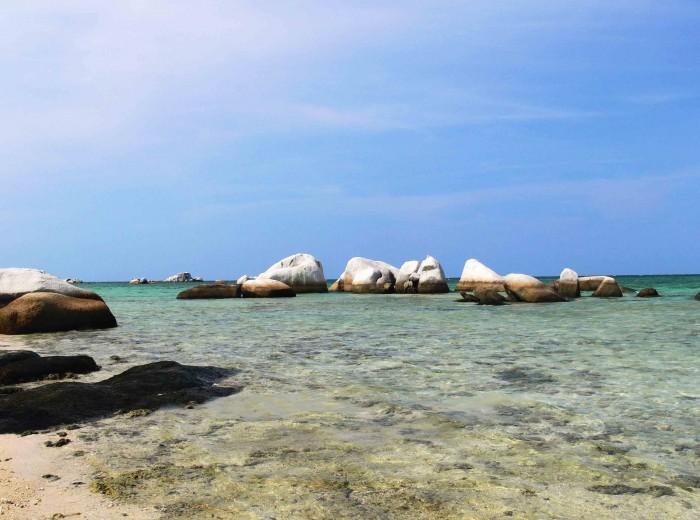 plage pulau kepayang