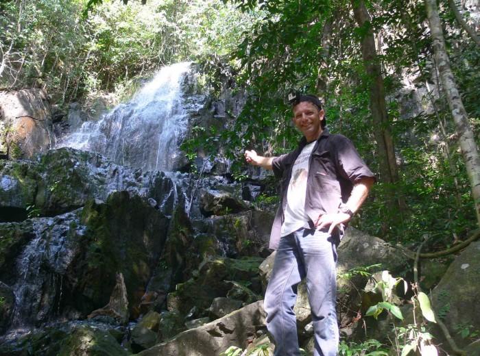 cascade et moi Go Belitung