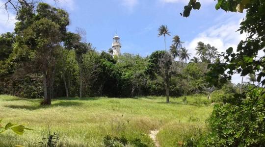phare tanjung lancor Belitung