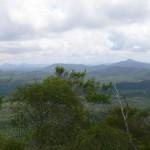 vue sur Aik Nangka de Gunung Kubing Belitung Indonésie Go Belitung