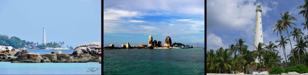 Iles-de-Belitung-Indonésie