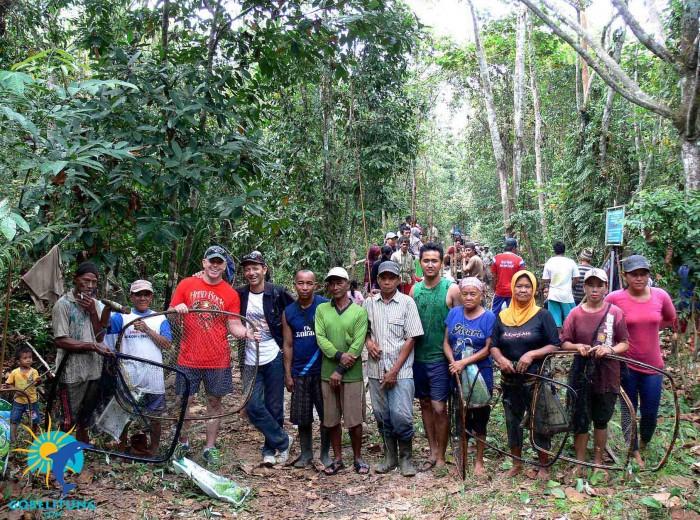 Nyrock Nanggok Belitung Indonésie