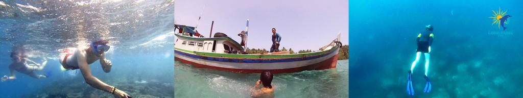 Snorkling-Belitung-Indonesie