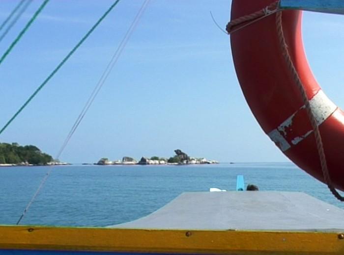pulau garuda vue du -toit