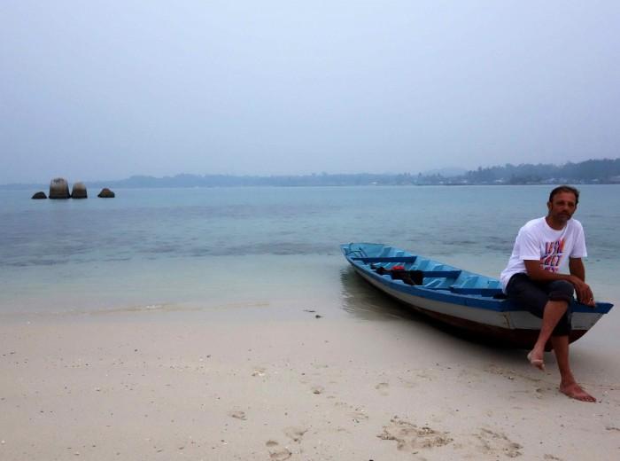 pulau Kra dans le Haze