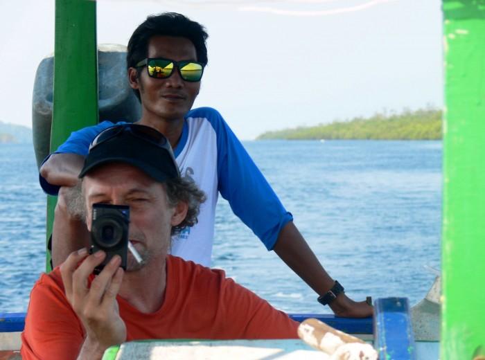 Selat Nasik Belitung Indonésie