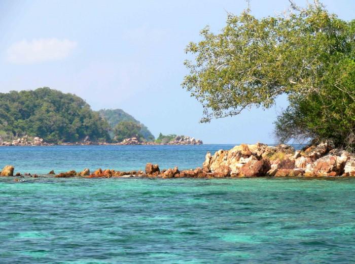 pulau Kra Belitung Indonésie