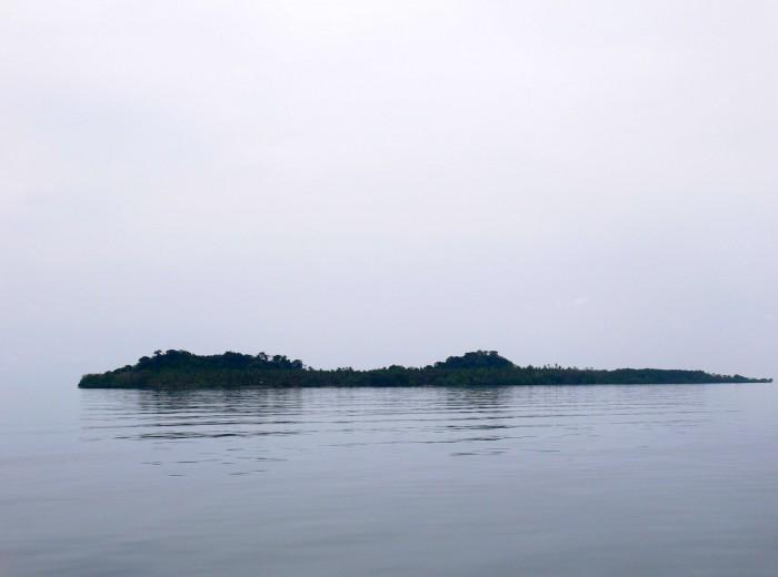 58 Ile de Melidang Belitung Indonésie