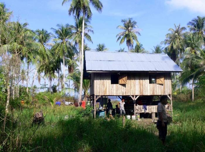 Installation Belitung Indonésie Go Belitung
