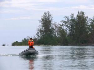 Essai-Zodiac-Seberang-Belitung-Indonésie