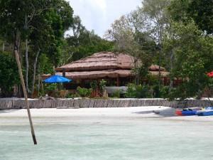 Leebong Island Belitung Indonesia