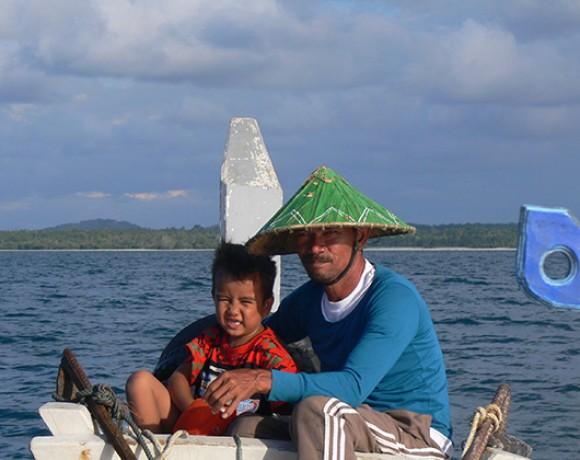 kakek cucuk Belitung Indonésie Go Belitung
